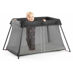 Babybjorn Travel Cot Light  - Black