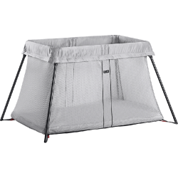 Babybjorn Travel Cot Light  - Silver
