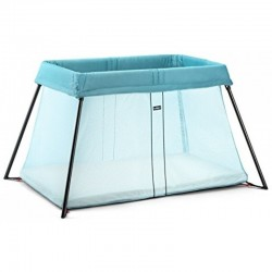 Babybjorn Travel Cot Light  - Turquoise