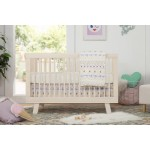Babyletto Hudson 3-in-1 Convertible Crib - Washed Natural