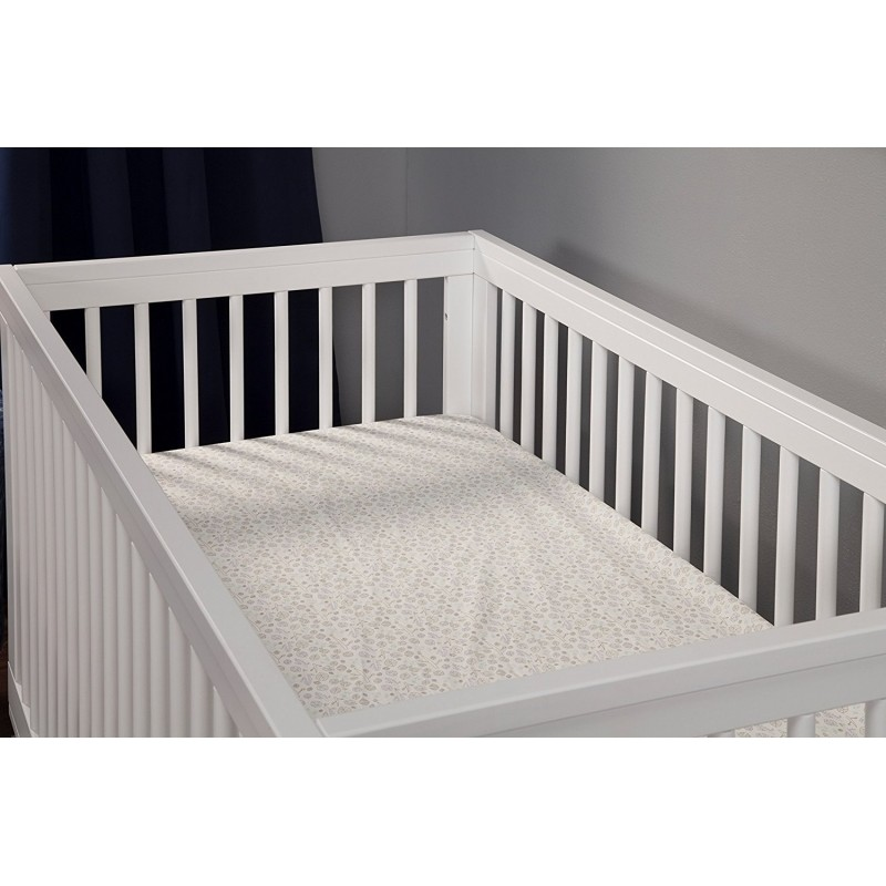 Babyletto Scoot 3 In 1 Convertible Crib White