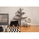 Babyletto Spruce Tree Bookcase - Grey