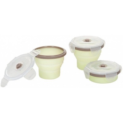 Babymoov Silicone Container Set (3 x 240ml)