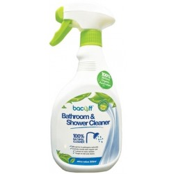 BacOff Bathroom & Shower Cleaner 500ml