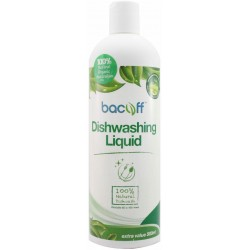 BacOff Dishwashing Liquid 500ml