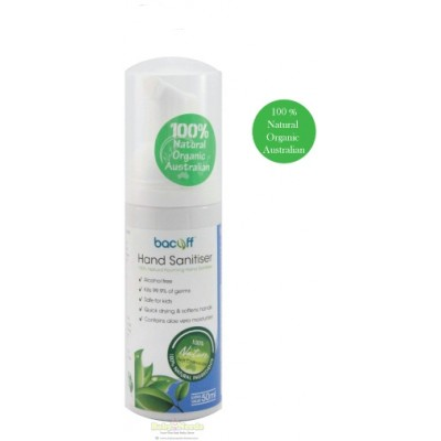 BacOff Hand Sanitiser 50ml