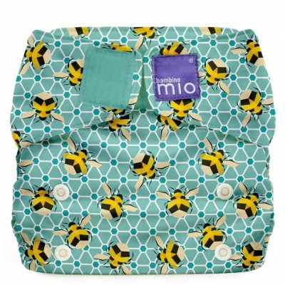 Bambino Mio Miosolo All-in-One Nappy - Bumble