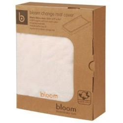Bloom Change Pad Cover - Natural Wheat