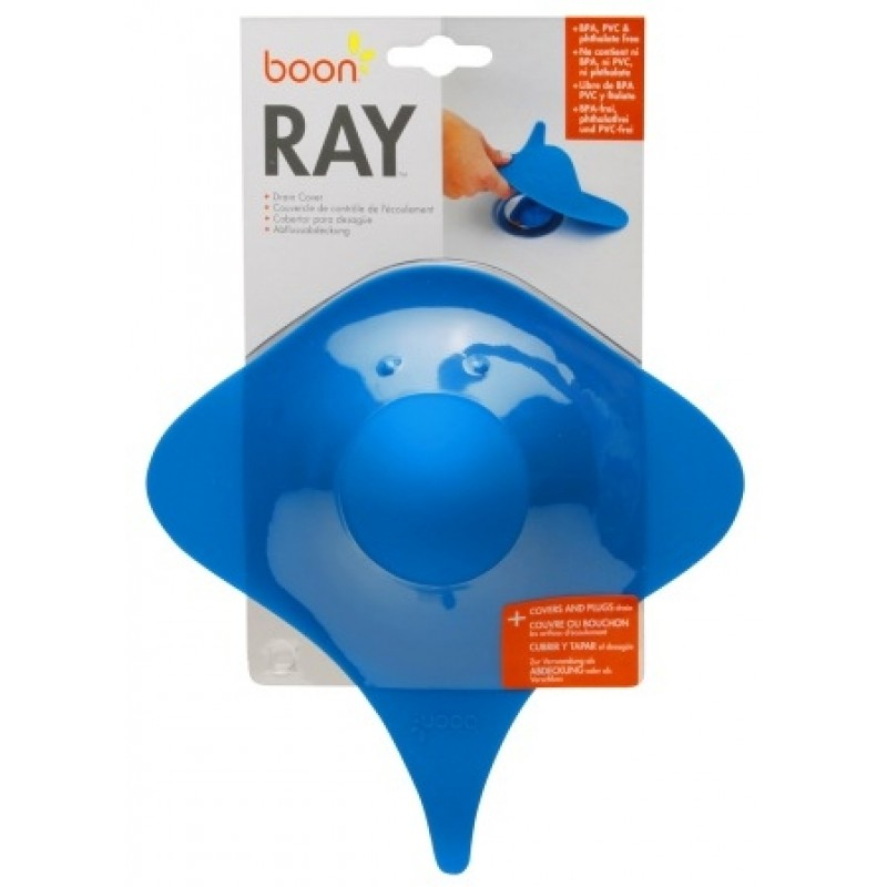 boon bath drain plug ray blue. Black Bedroom Furniture Sets. Home Design Ideas
