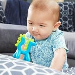Boon GROWL Silicone Teether - Dragon