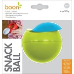 Boon Snack Ball Container - Green/Blue