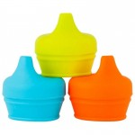 Boon Spout Snug With Cup - Green