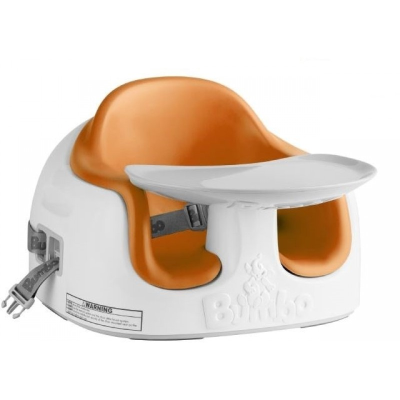 Image result for Bumbo Multi-seat orange