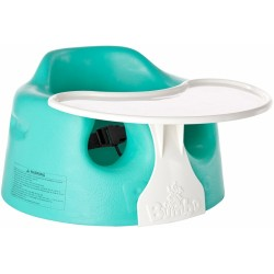 Bumbo Floor Seat + Play Tray Combot Set - A..