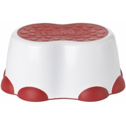 Bumbo Safe Step Stool - Red