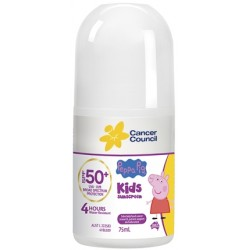 Cancer Council Peppa Pig Kids Sunscreen SPF..