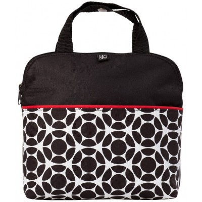 Childress MaxiCOOL (4 Bottle Bag)  - Floral Black/Red