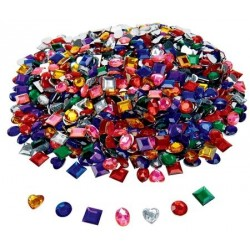 Colorations 570 Glittering Craft Rhinestone..