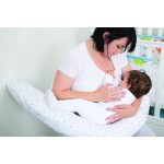 CuddleCo Comfi-Mum Memory Foam Nursing Support Pillow - Star