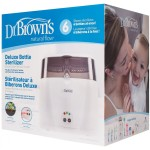 Dr Brown's Deluxe Electric Bottle Sterilizer w/ Indicator
