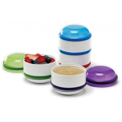Dr Brown's Snack & Dipping Cups 4s