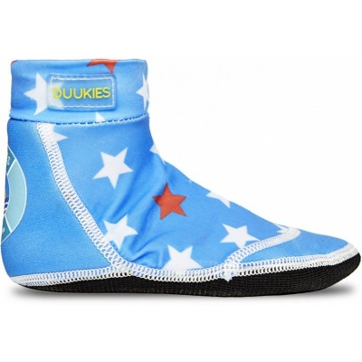 Duukies Beachsocks - Blue Stars