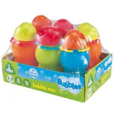 ELC Bubble Mix Pack - 6 x 114ml (4 fl oz)