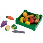 ELC Crate of Cut and Play Fruit and Vegetables