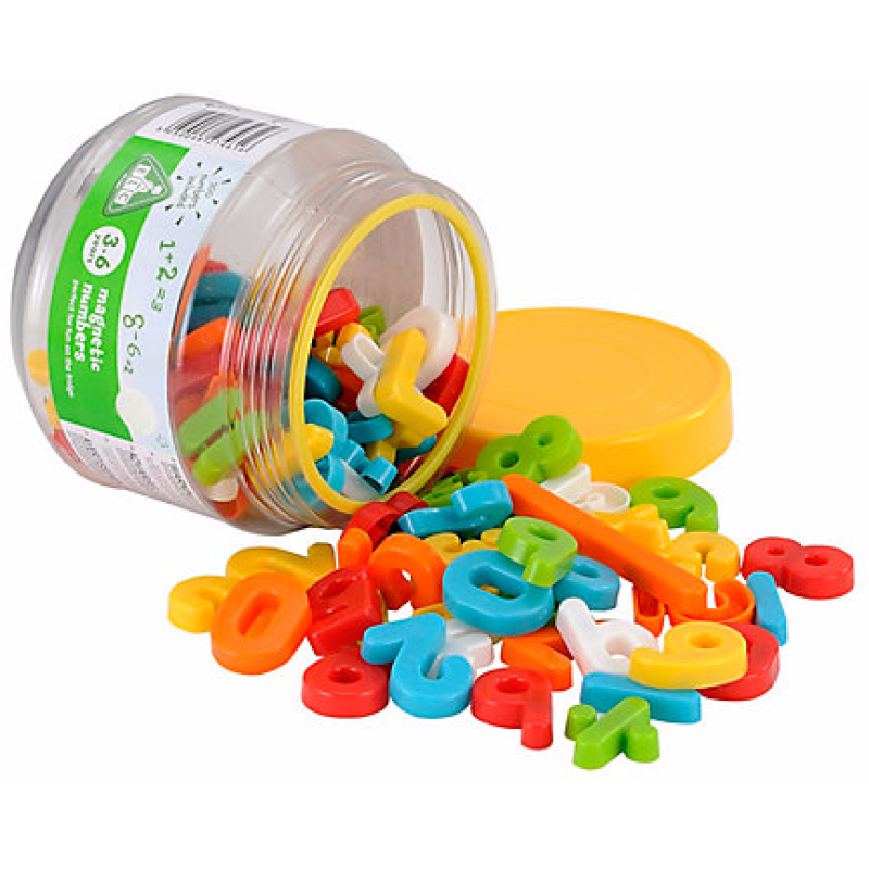 Toys For Learning Numbers : Elc magnetic numbers