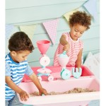 ELC Sand and Water Table - Pink/Red