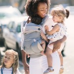 Ergobaby Bundle of Joy (360 Baby Carrier with Infant Insert) - Grey