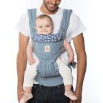 Ergobaby All-In-One OMNI 360 Baby Carrier - Blue Daisy