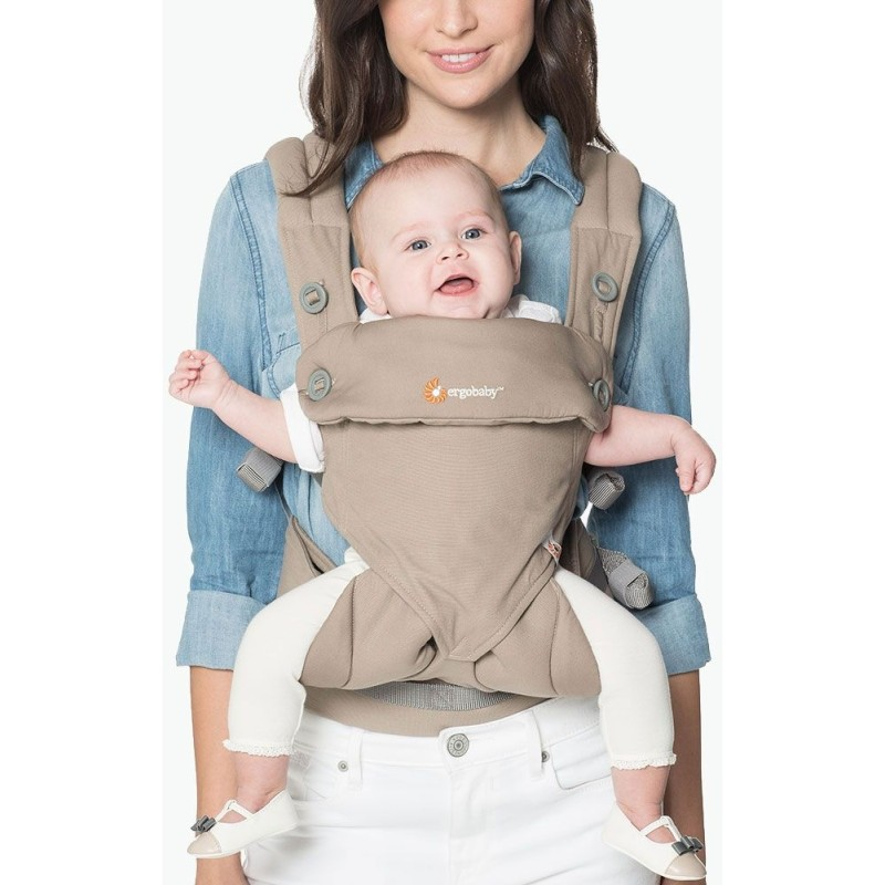 938bc85b10c Ergobaby All Position 360 Baby Carrier - Moonstone