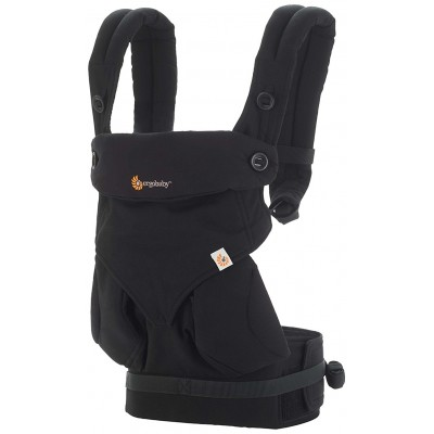 Ergobaby All Position 360 Baby Carrier - Pure Black