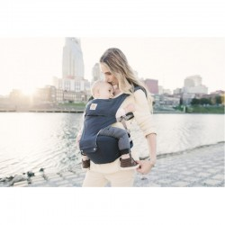 Ergobaby Baby Carriers: Original Hip Seat - Twilight Blue