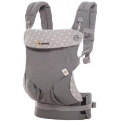 Ergobaby Four Position 360 Carrier - Dewy Grey