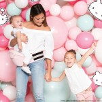Ergobaby Hipseat 6 Position Carrier - Hello Kitty - Play Time