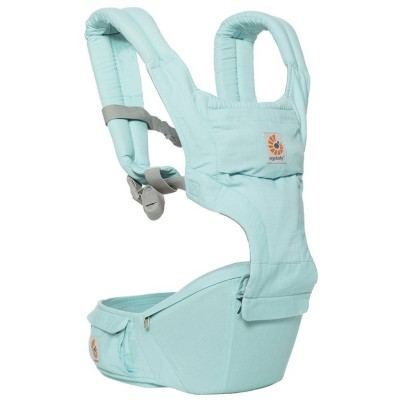 Ergobaby Hipseat 6 Position Carrier - Island Blue
