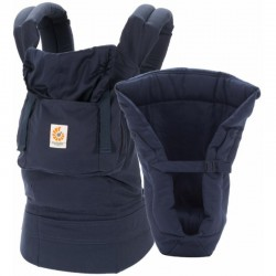 Ergobaby Organic Carrier Bundle - Organic Carrier with Infant Insert