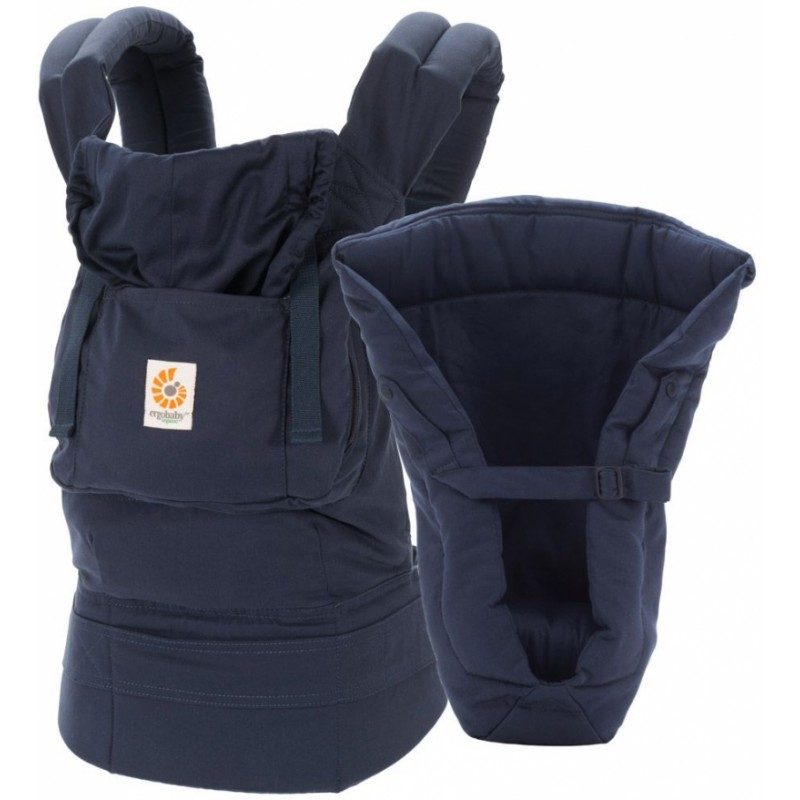Ergobaby Organic Carrier Bundle Organic Carrier With