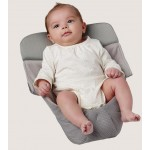 Ergobaby Easy Snug Infant Insert - Grey, Cool Air Mesh