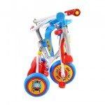 Baby Star Thomas & Friends Foldable Tricycle (with Push Handle and Guard)