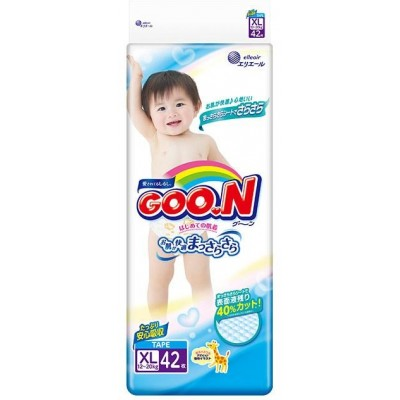 GOO.N Diapers XL 42s