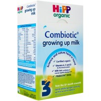 HIPP (UK) Organic Combiotic growing up milk