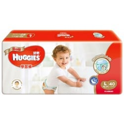HUGGIES Gold Learning Pants - Large (40 pcs..