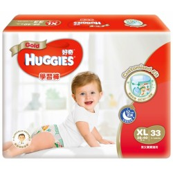 HUGGIES Gold Learning Pants - X-Large (33 p..