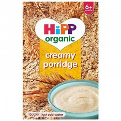 Hipp CREAMY Porridge (6+) - Dried 160g