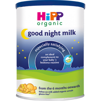 Hipp Organic (UK) Good Night Milk 350g