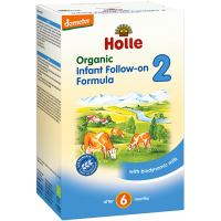 Holle Organic Infant Follow On # 2 - 600g
