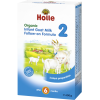 Holle Goat Milk Formula 2 - 400g